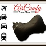 Get Comfy with the AirComfy Travel Pillow Review