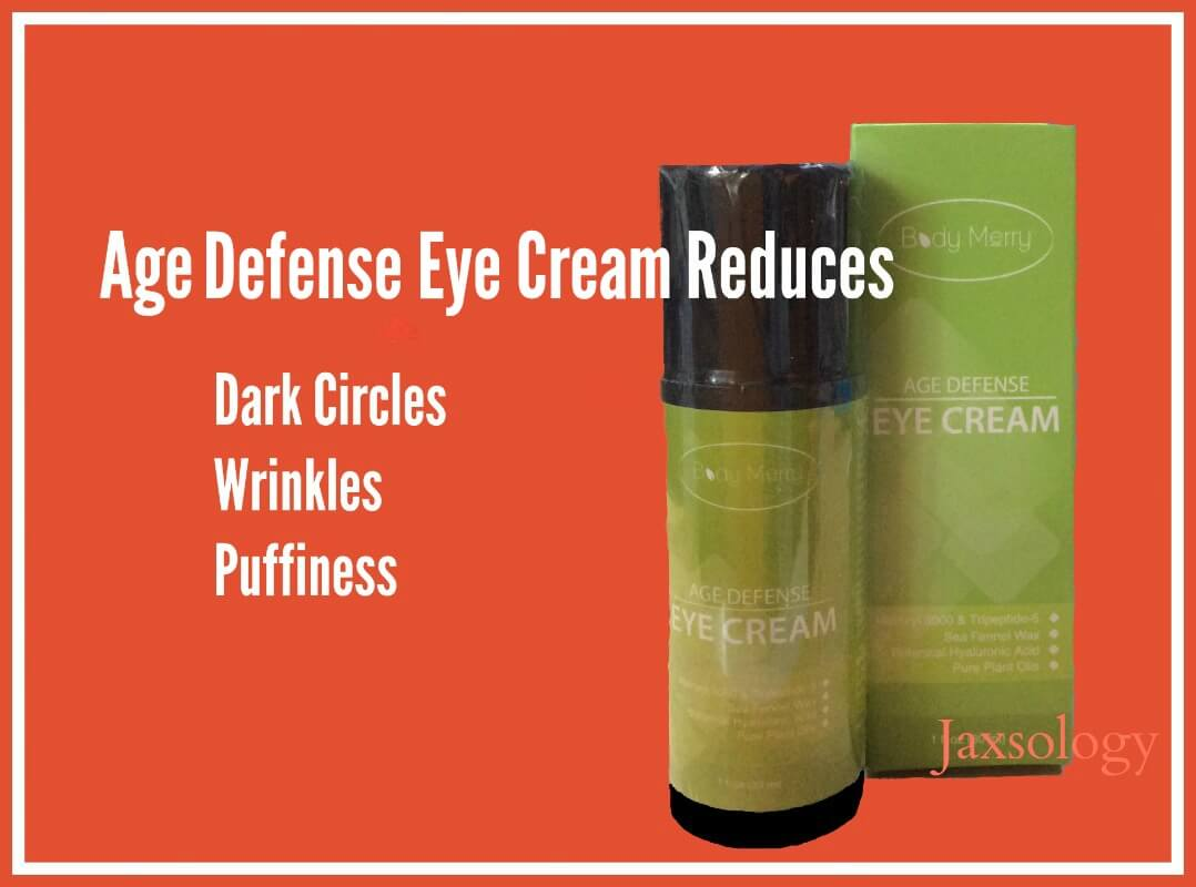 Body Merry Age Defense Eye Cream Graphic