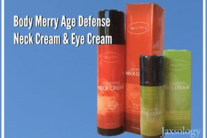 Body Merry Reviews – Age Defying Neck Cream & Eye Cream