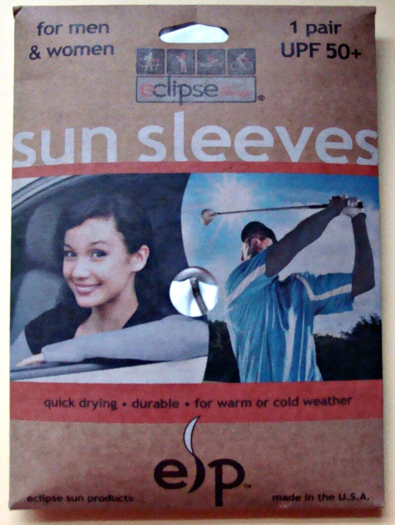 Protect Your Precious Skin with Eclipse Sun Sleeves Review and Giveaway