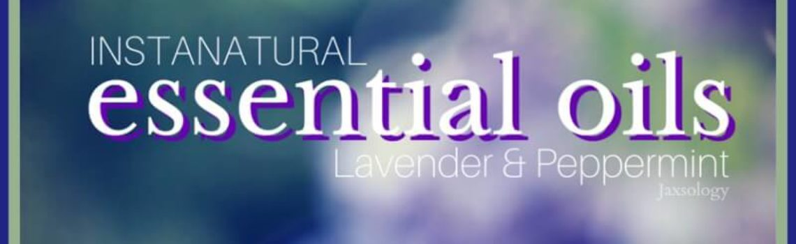 InstaNatural Essential Oils Review: Lavender & Peppermint