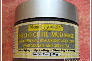 Glam Essentials Hello Cutie Mud Mask Review with Video How-To
