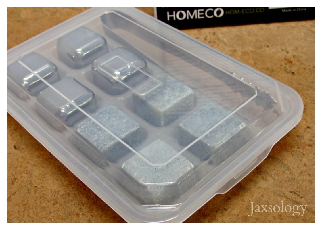 HomeEco Dry Ice Whiskey Ice Cubes Combo Set Ice Cubes Tray