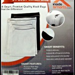 Inside Smarts Premium Delicates Laundry Bags – Take the Dirty out of Doing Laundry!