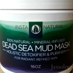 Get Rid of Dull Looking Skin with InstaNatural Dead Sea Mud Mask Review