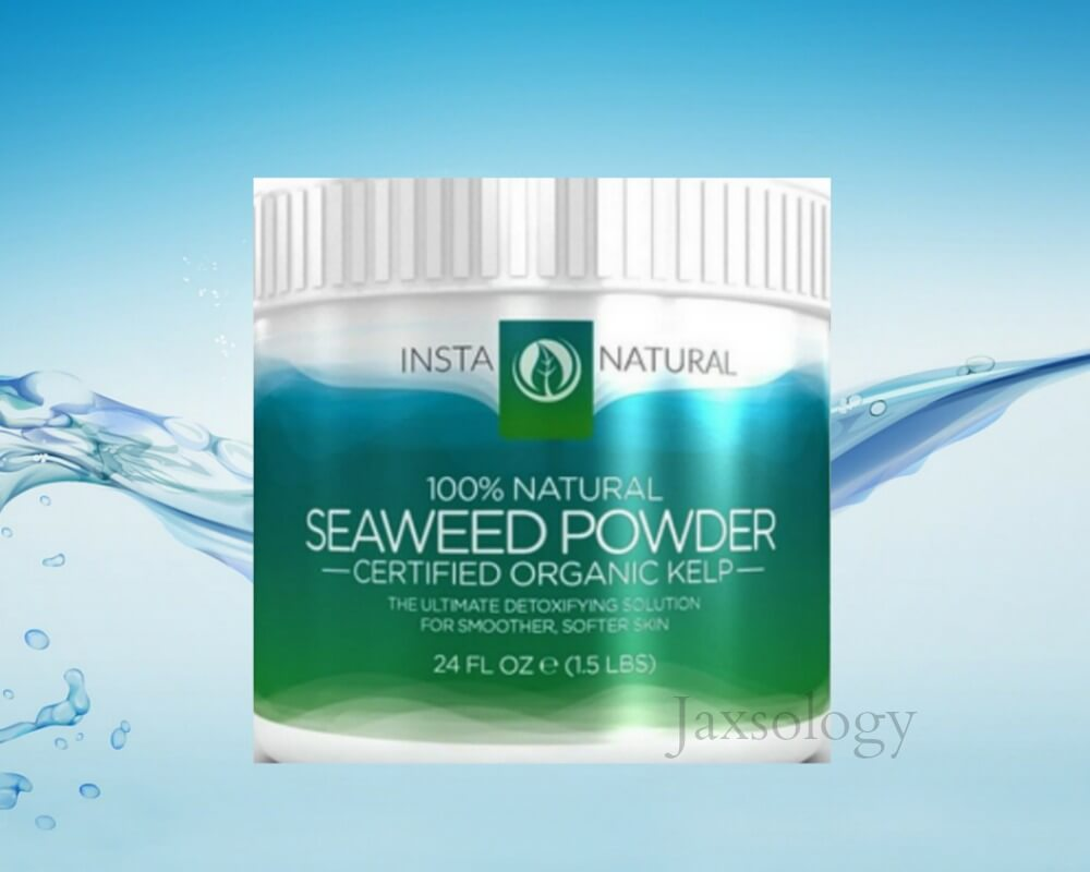 100% Natural – InstaNatural Seaweed Powder Review