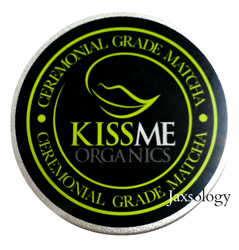 Kiss Me Organics Ceremonial Grade Organic Matcha Green Tea Powder