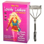 Lovely Lashes Eyelash Curler by Izy Trends