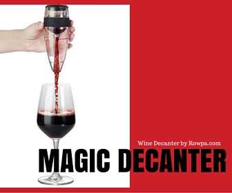 Magic Decanter by Rowpa Cover Photo