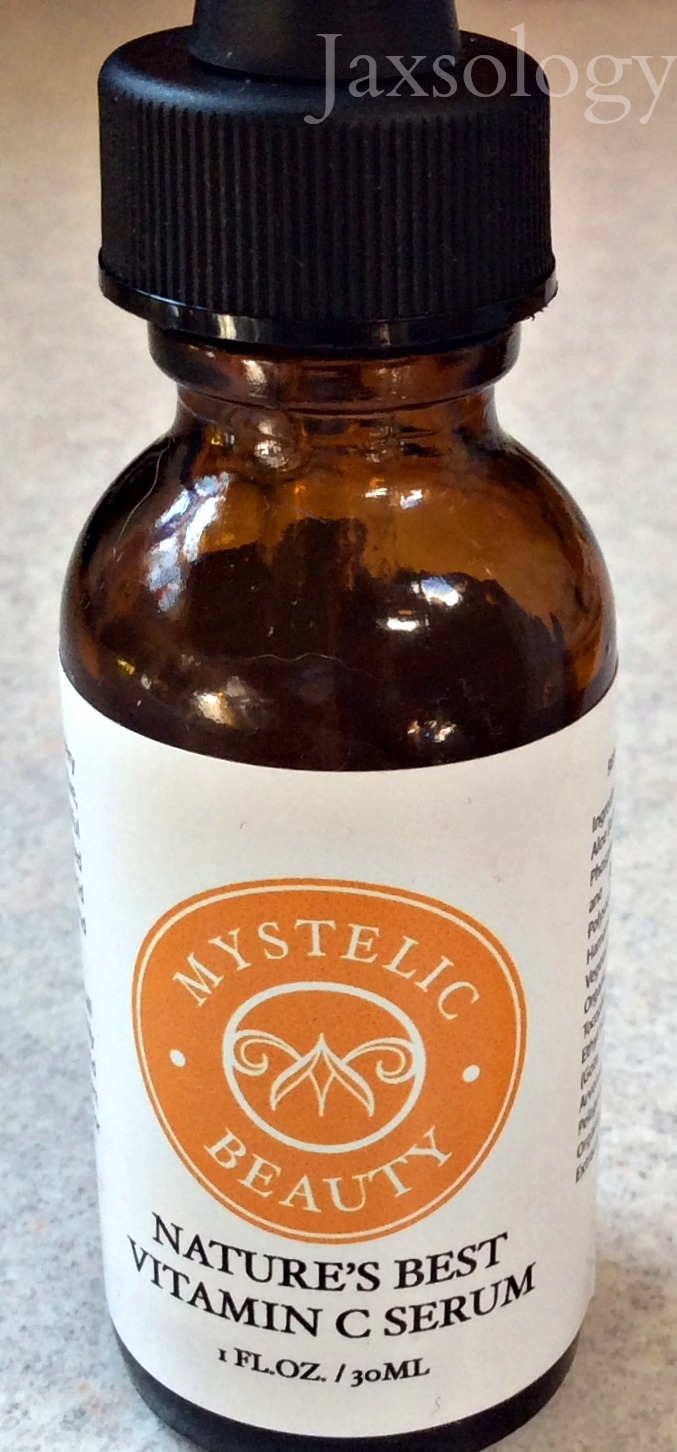 Mystelic Vitamin C Serum – Review