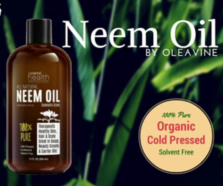 Neem Oil for Mosquito Repellent