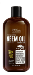 Neem Oil for Skincare