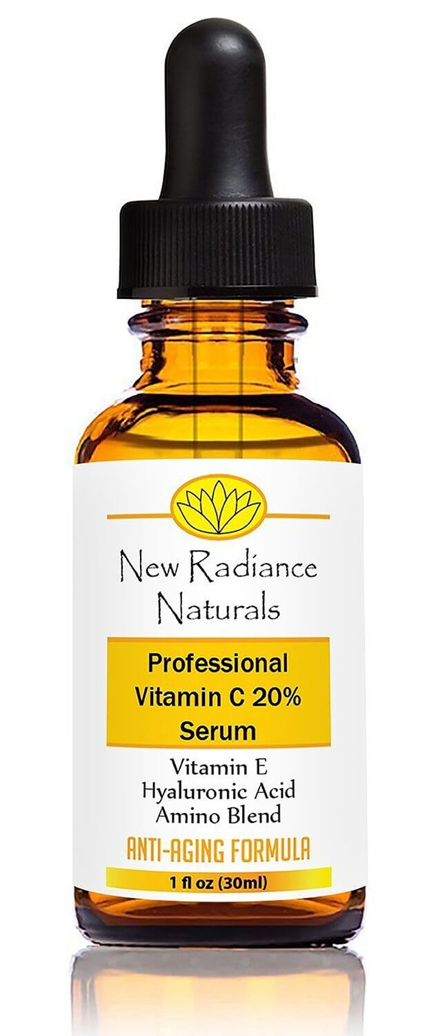 New Radiance Naturals Vitamin C Serum Review