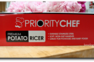 Top 3 Reasons to Use a Potato Ricer – Priority Chef