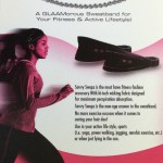 Workout with Confidence: The Savvy Swapz Sweatband by Glaam Inc