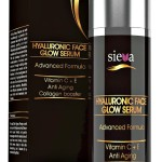 Get Healthy Glowing Skin with Sieva Hyaluronic Acid Glow Serum Review