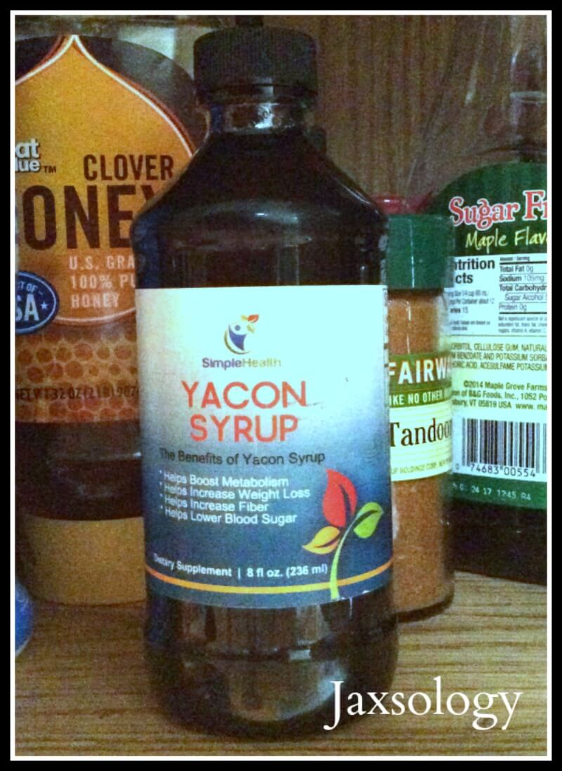 Simple Health Yacon Syrup Low Calorie Substitute
