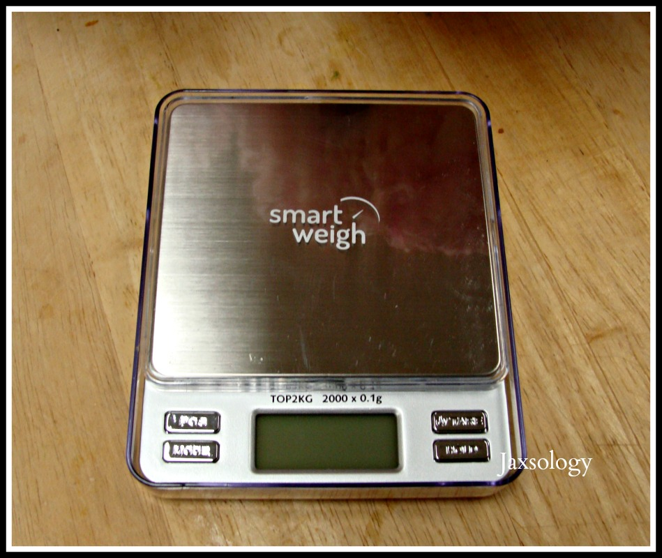 Smart Weight Pro Pocket Scale in Plastic Case