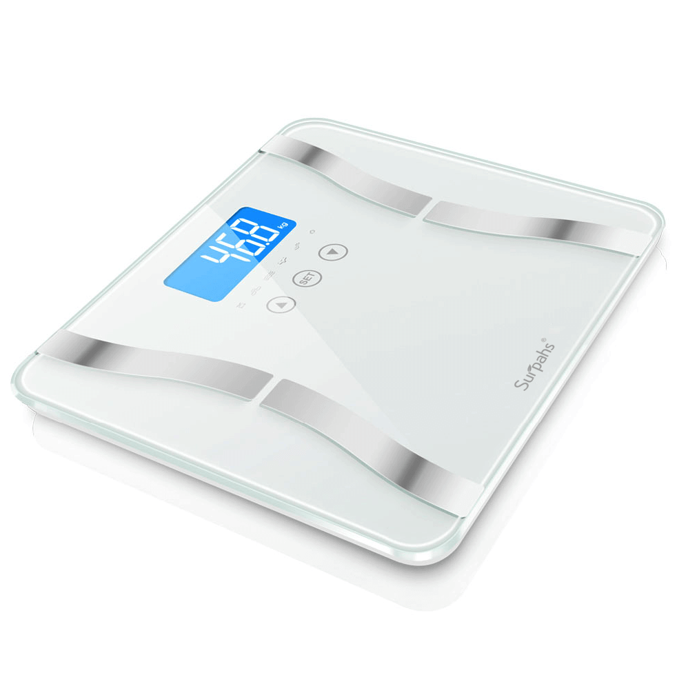 Does Surpahs Surpass the Rest? Surpahs Dual-S Body Fat Scale Review
