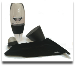 Wine Concierge Wine Aerator Set