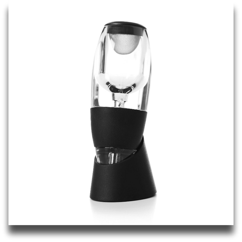 Wine Concierge Wine Aerator in Stand