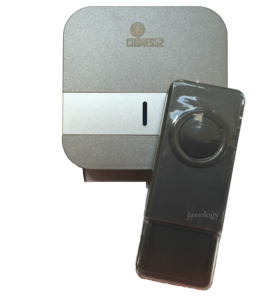 Wireless Doorbell Home Kit with Transmitter