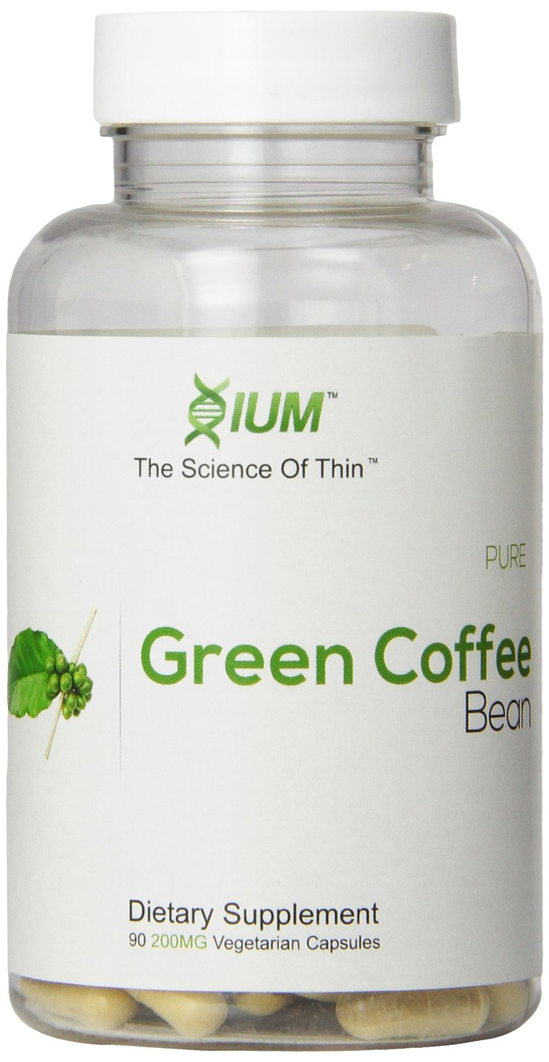 Xium Green Coffee Bean Extract – Review