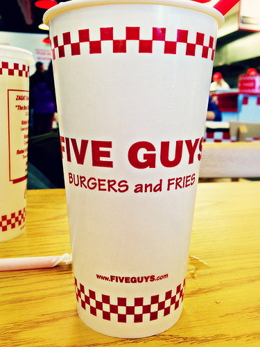 An Odd Day with Five Guys – A Little-ology